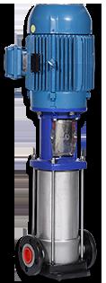 Centrifugal Pump - Vertical Multi-Stage