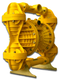 Diaphragm Pump - Air or Natural Gas Drive