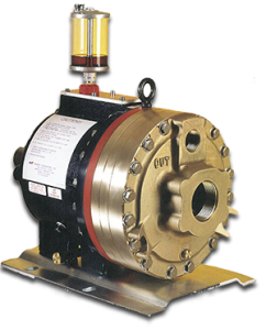 Diaphragm Pump - Shaft Drive