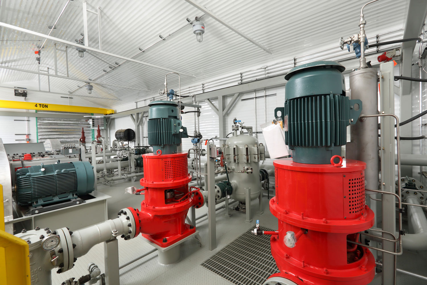 Turnkey Pump Packages from Calgary Pump Distributor | CanDyne
