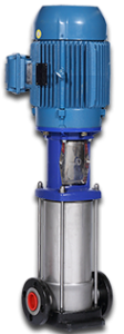 Centrifugal Pump - Vertical Multi-Stage