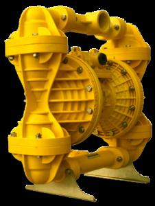 Diaphragm Pump - Air or Natural Gas Drive